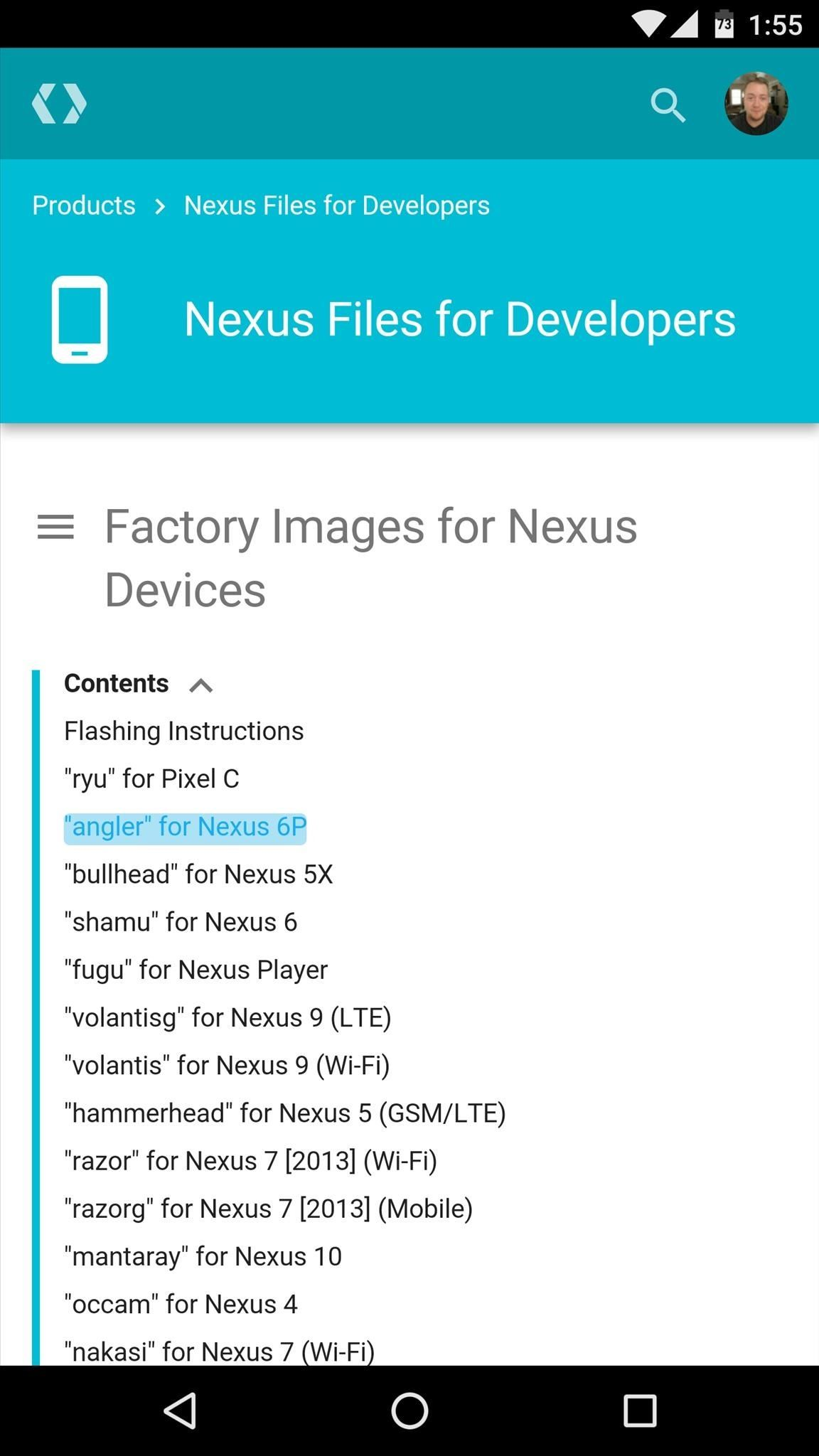 How to Update Your Nexus Without Losing Root (No Computer Needed)