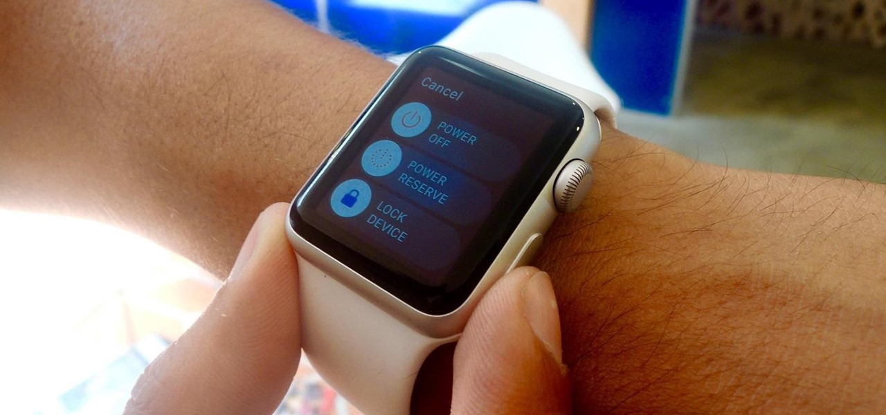 Force-Close Running Apps on the Apple Watch