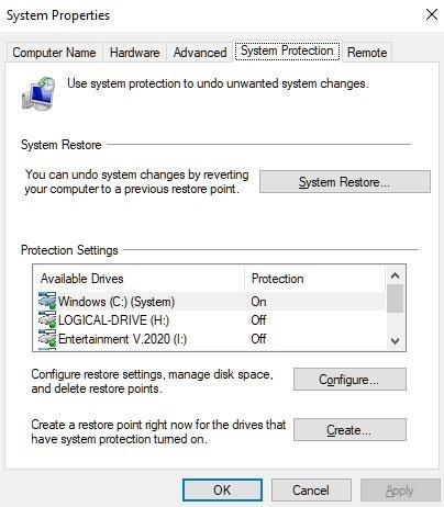 Switch Back Your Computer to a Previous Time (Windows Time Machine)