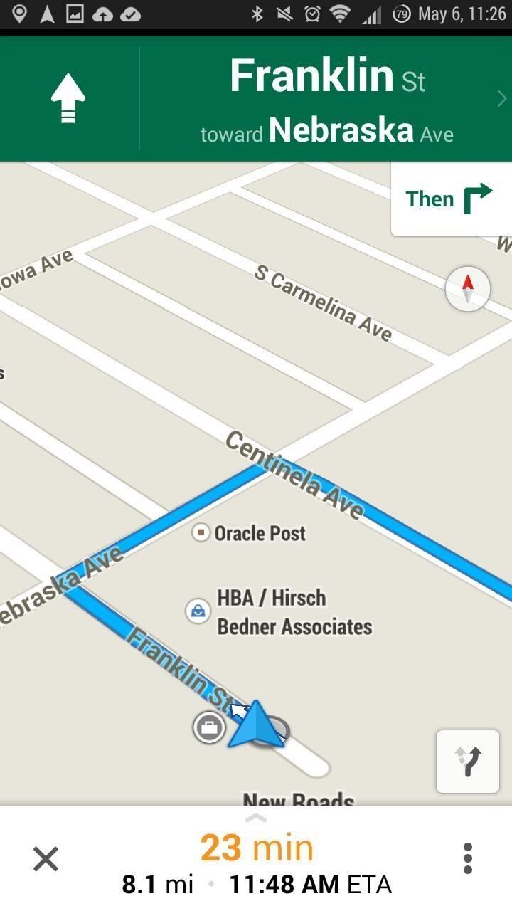 Major Google Maps Update Brings Uber Integration, New Navigation, & More
