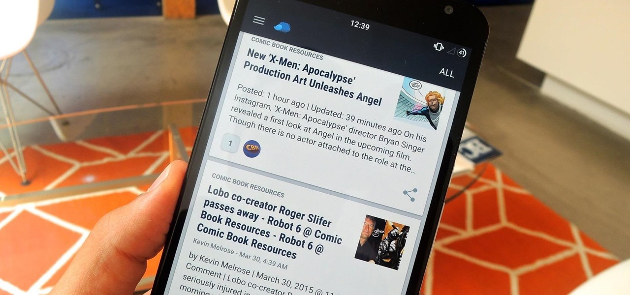 Combine Top News Stories Shared by Facebook & Twitter Friends into One Easy-to-Read Place