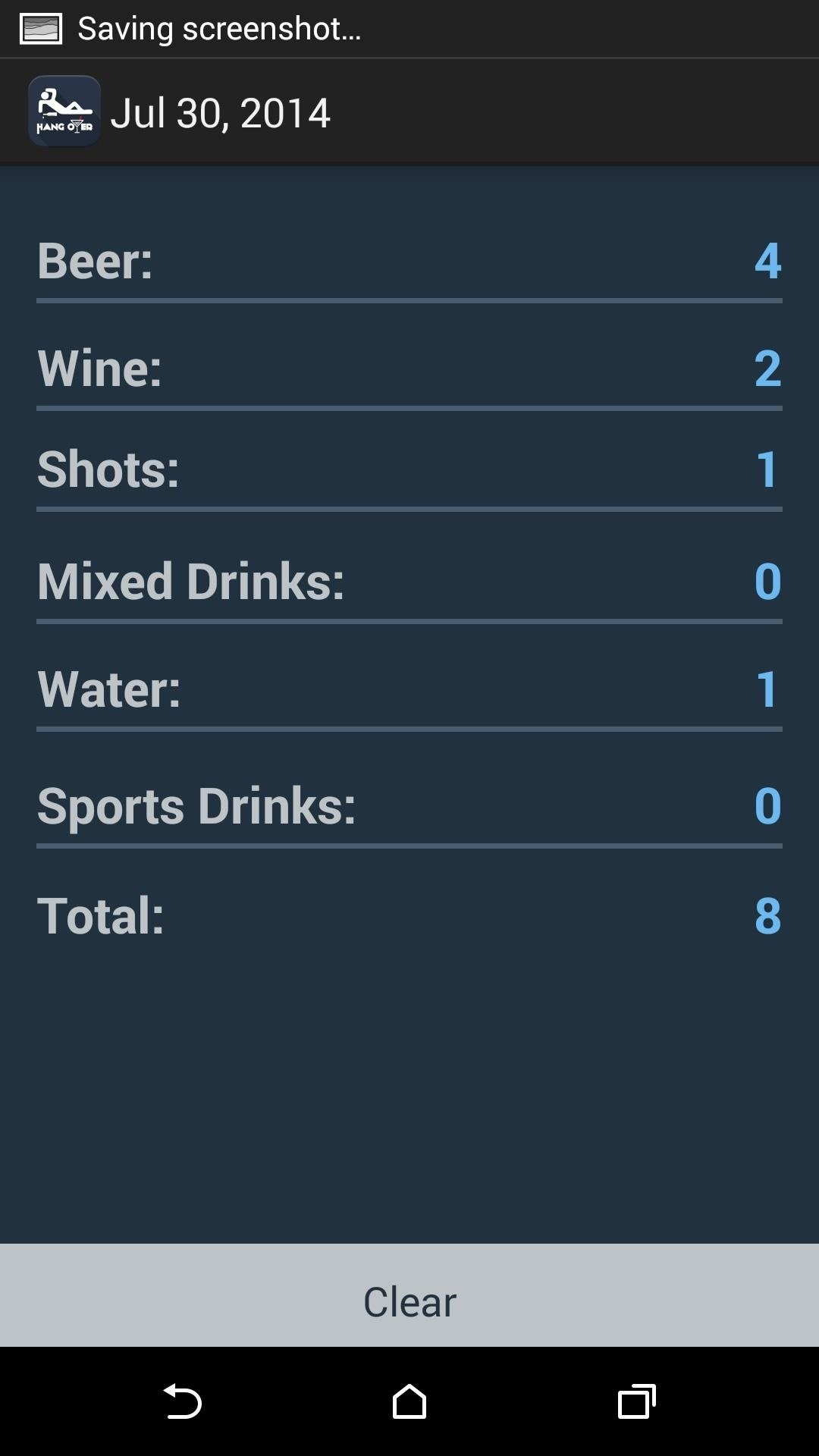 Hangover Prevention: Use Your Android Phone to Find Headache-Free Drinking Patterns