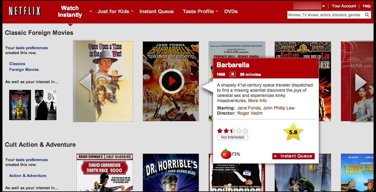 Add IMDB and Rotten Tomatoes Ratings to Your Netflix with 'Netflix Save' for Chrome
