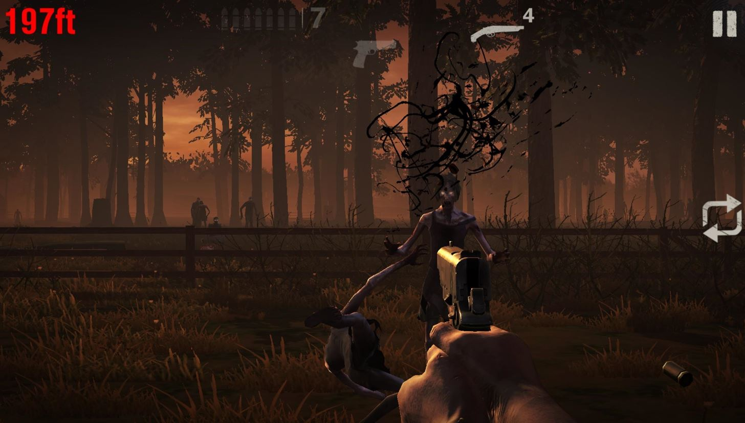 Into the Dead 2 Is Already One of the Best Free Action Games for Android & iPhone