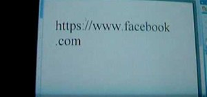Access Facebook at school using https