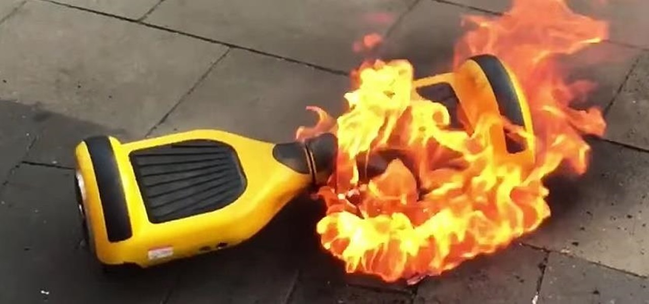 Amazon Will Let You Return That Hoverboard Deathtrap, No Questions Asked