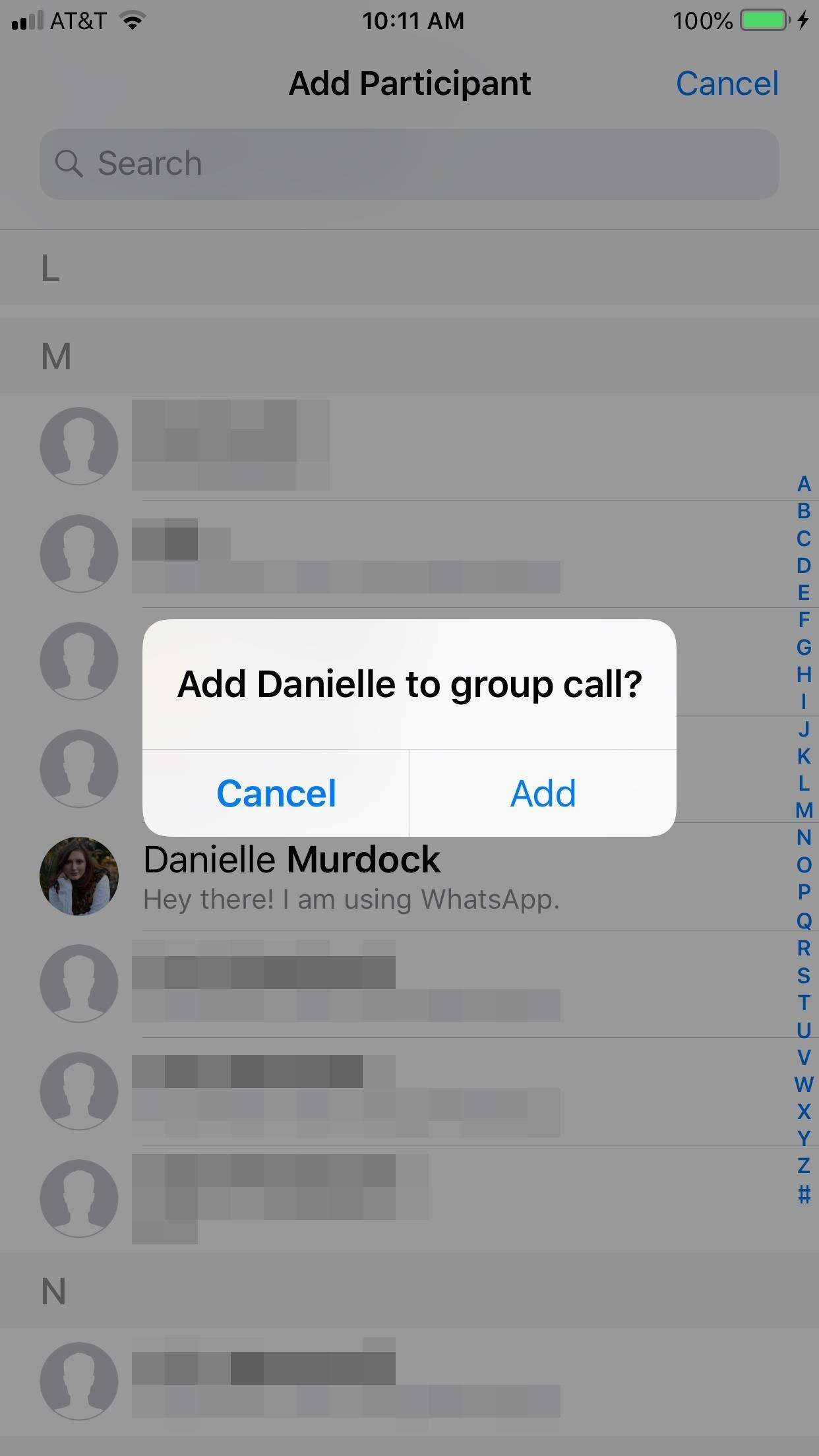 Use WhatsApp's Four-Way Calls for Group Video & Audio Chats