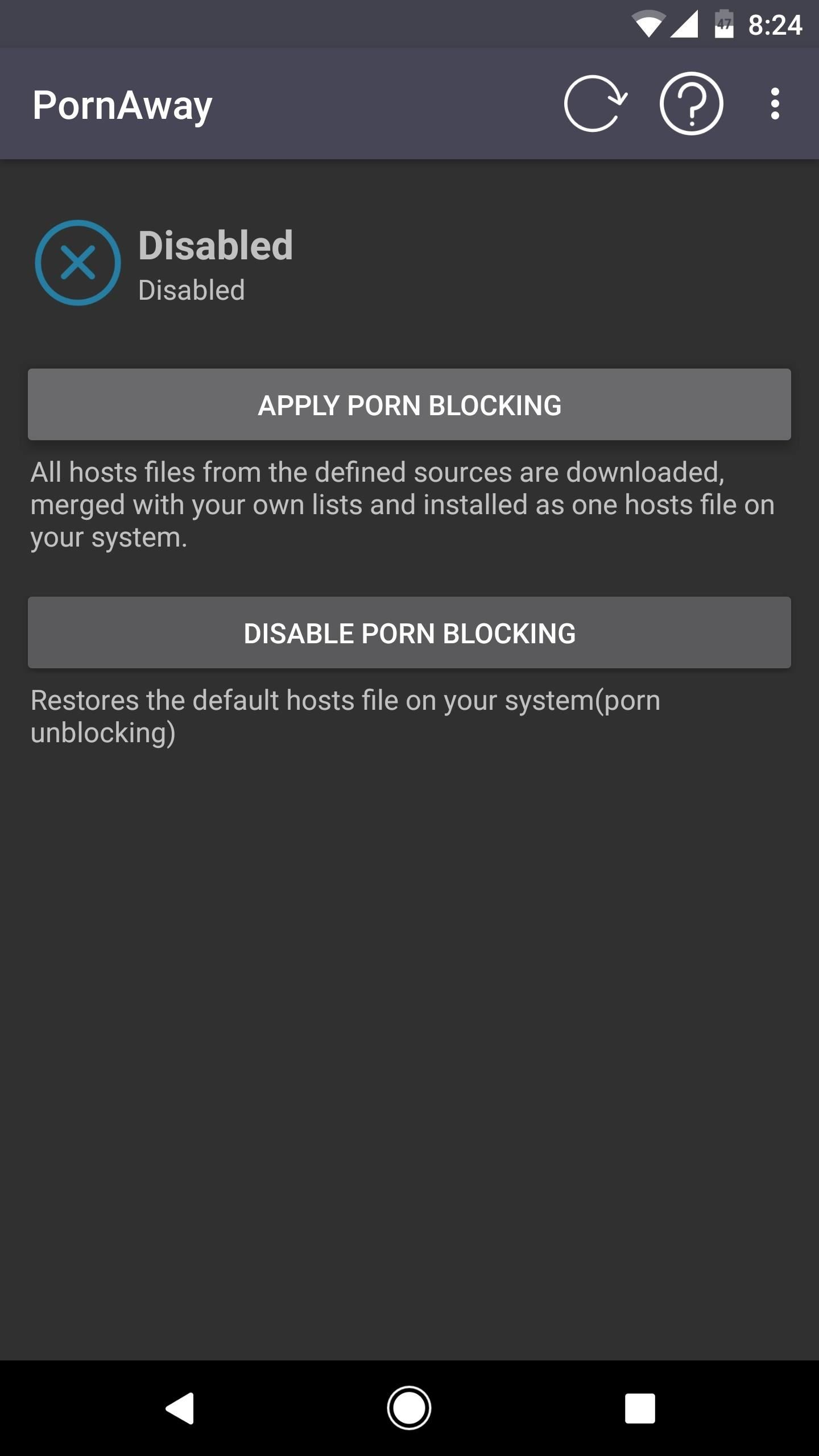 Keep Porn Away from Your Kids with This Root Content Blocker for Android