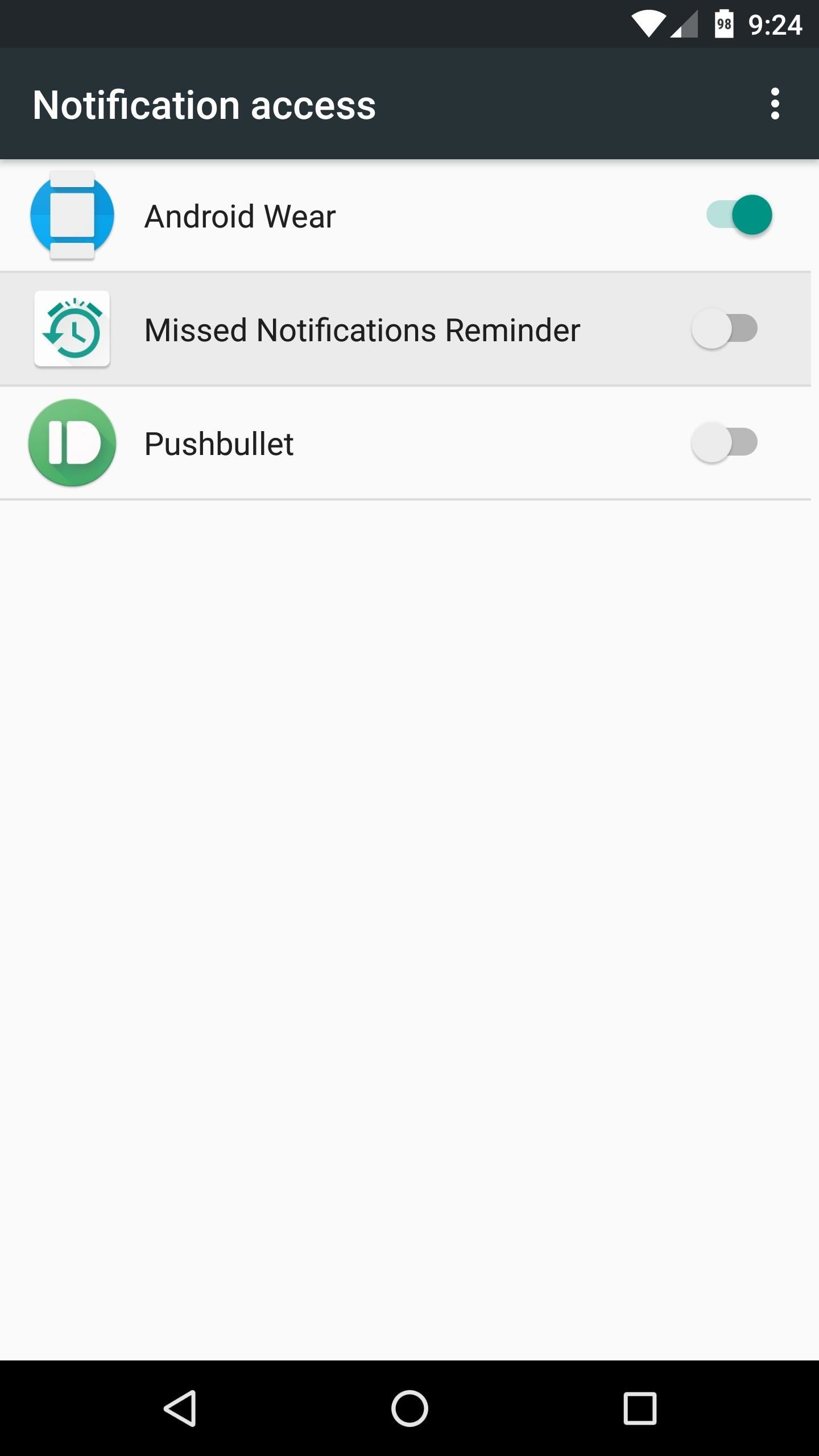 Set Beep Alerts to Warn You of Missed Messages
