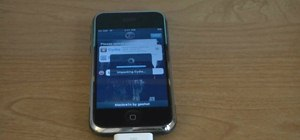 Unlock & jailbreak iPhone 2G on 3.1.2