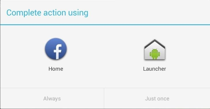 How to Install the New Facebook Home Launcher on Your Nexus 7 Tablet