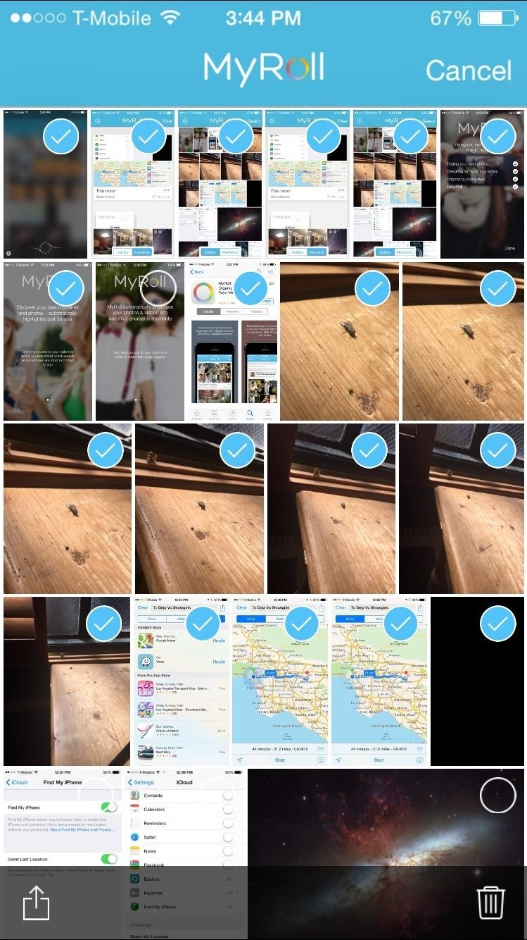 Who Needs Camera Roll? Use MyRoll on Your iPhone Instead