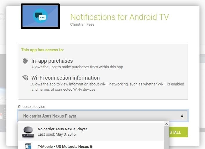 How to Mirror Your Android Notifications Over to Your Nexus Player