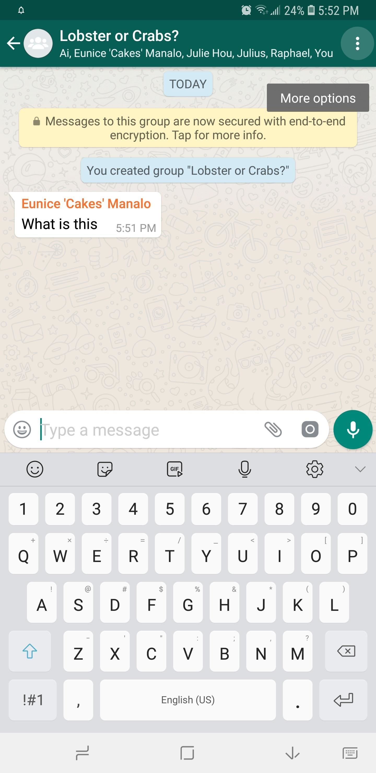 How to Add Descriptions to WhatsApp Group Chats to