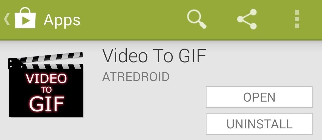 How to Turn Your Videos into Animated GIFs on the Nexus 5 with No Quality Restrictions
