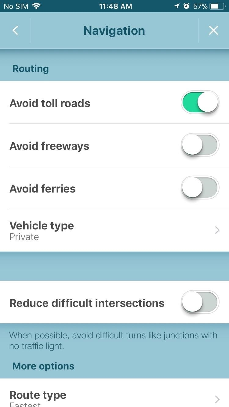 Waze 101: How to Avoid Toll Routes