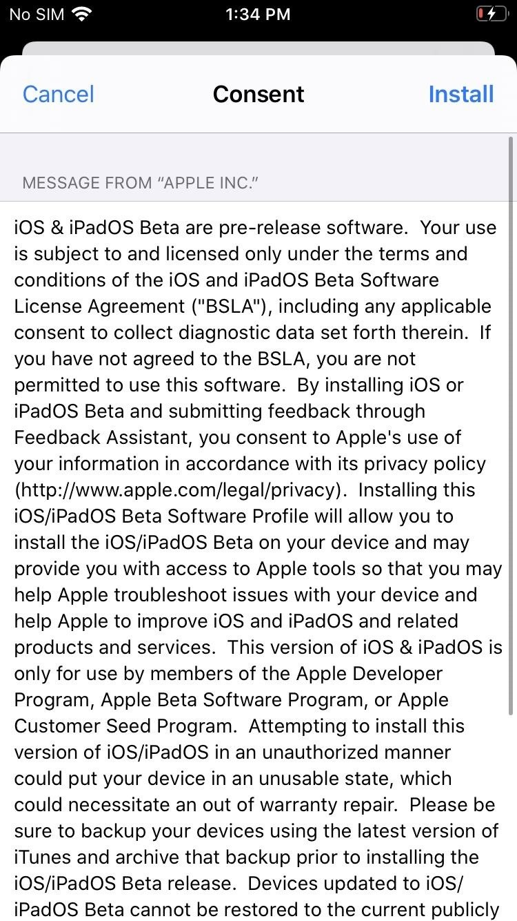 How to Download & Install iOS 14.2 Beta on Your iPhone