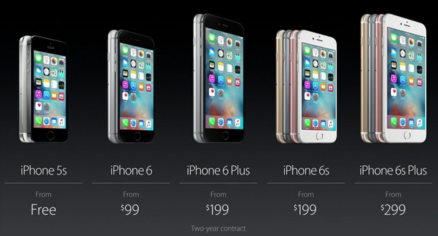 New iPhone 6S, Apple TV, iPad Pro, \u0026 More\u2014Everything You