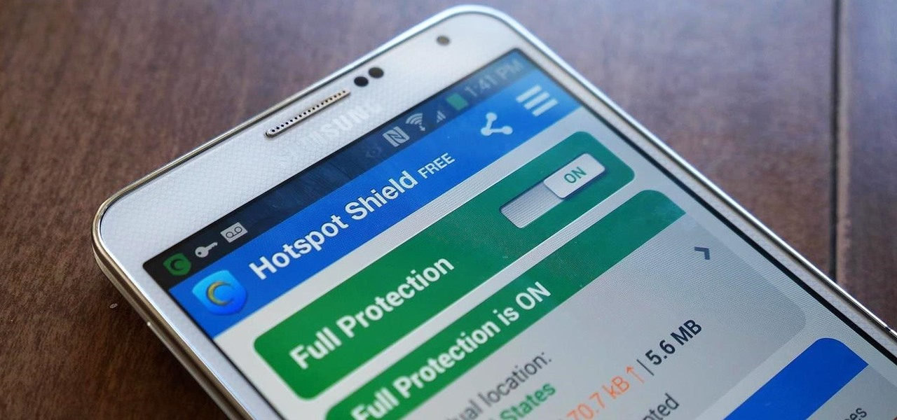 Bypass Filters, Firewalls, & Open Hotspot Restrictions on Your Galaxy Note 3