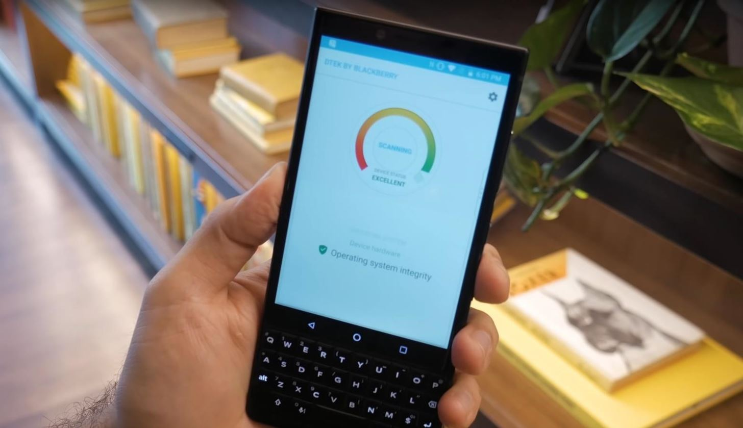 8 Reasons the BlackBerry KEY2 Is Already the Best Phone for Privacy