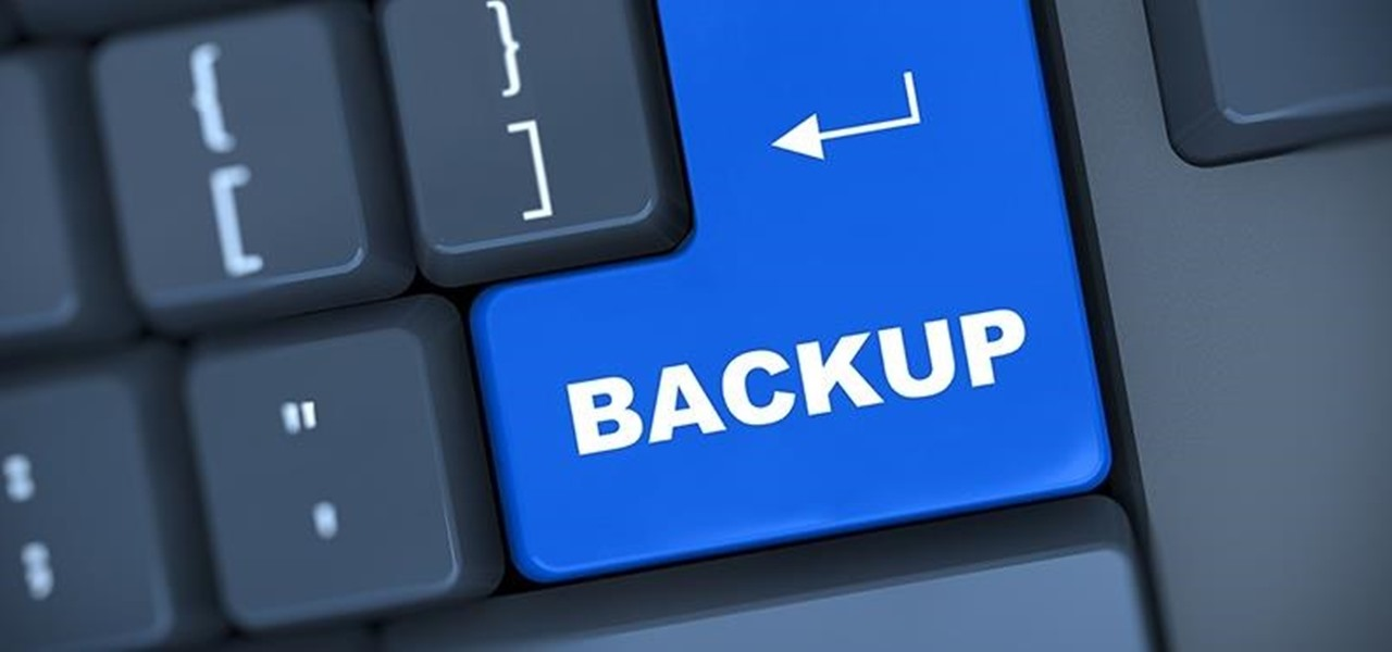 Make a Full System Image Backup on Windows 10