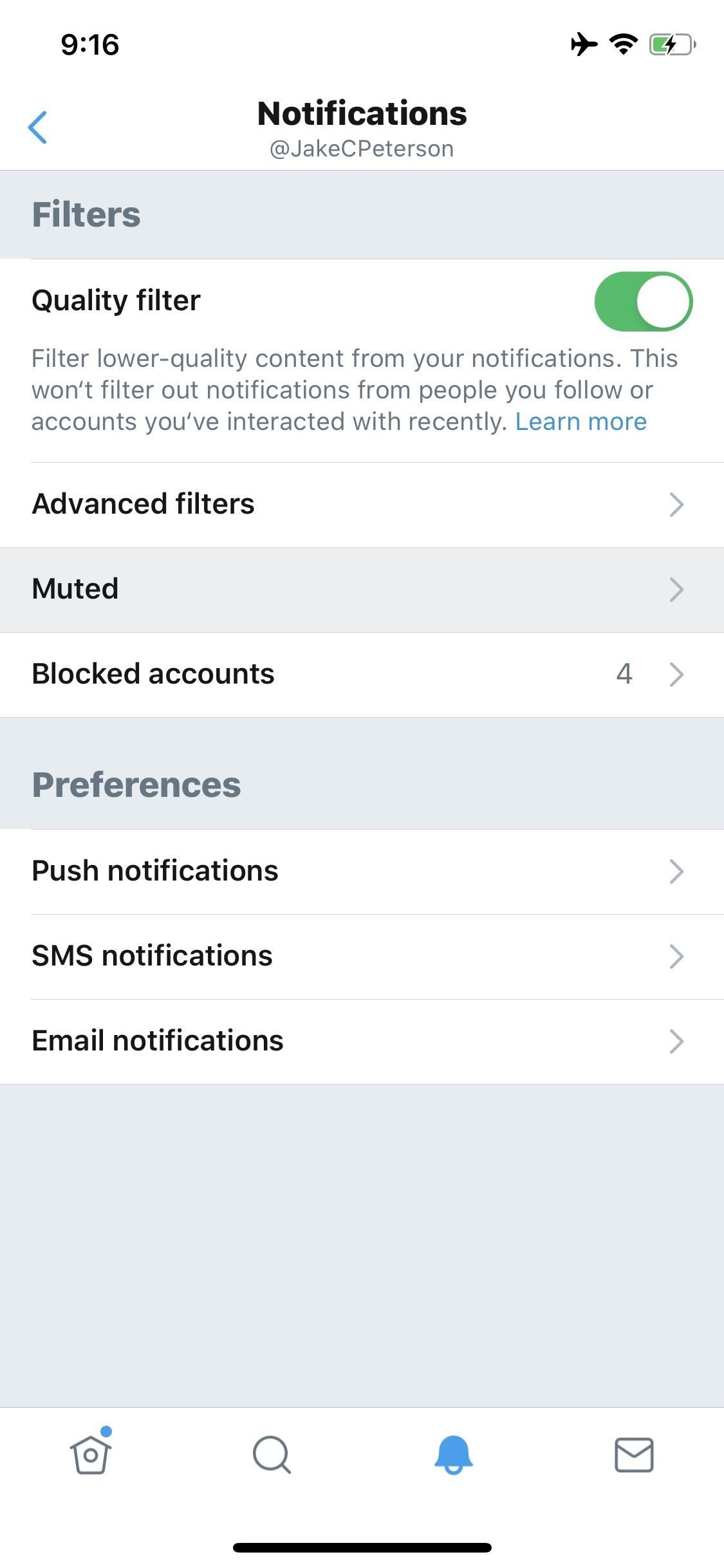 Make Twitter Less Awful by Muting Words & Usernames from Your Feed