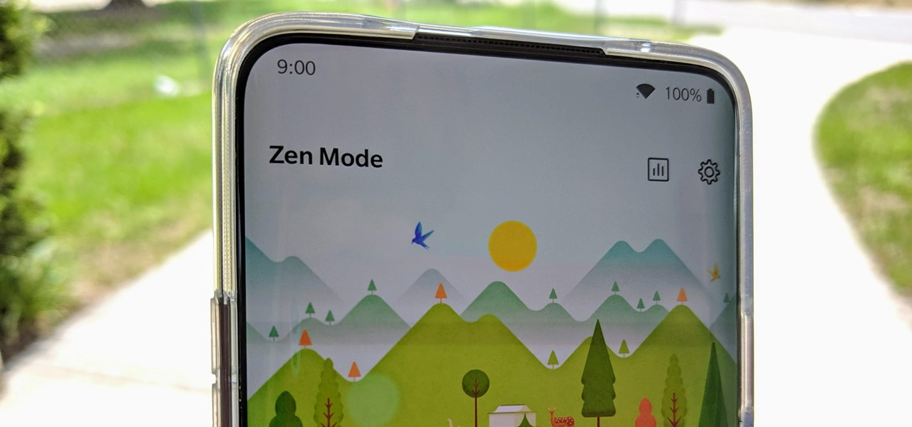 Enable Zen Mode on Your OnePlus 7 Pro to Help Curb Your Smartphone Addiction
