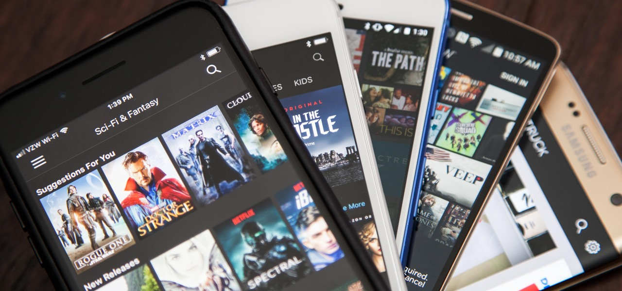 The 5 Best Apps for Streaming Movies on Your Phone « Smartphones