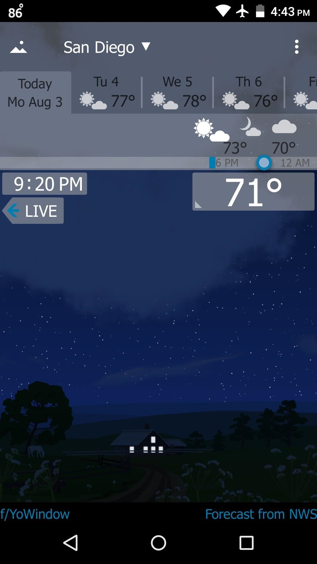 The 5 Best Weather Apps for Android « Android :: Gadget Hacks