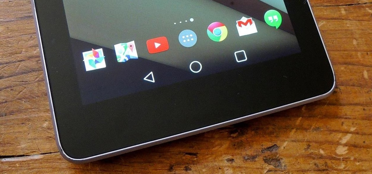 Get Android L's Navigation Bar on Your Nexus Running 4.0+