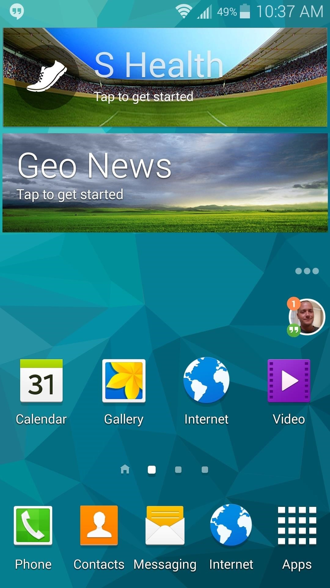 Get Floating Bubble Notifications for Any Android App