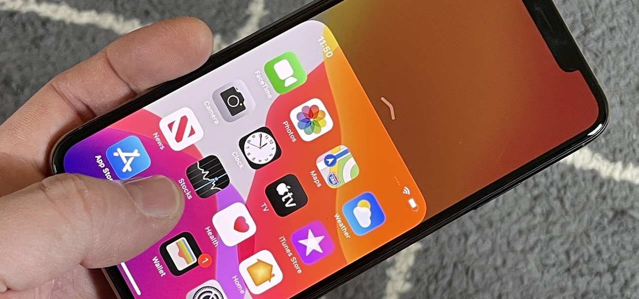 Trigger Reachability on Your iPhone to Interact with the Top Part of the Screen One-Handed