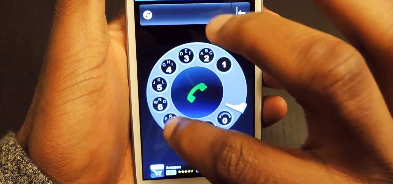 Go Old School on Your Samsung Galaxy S3 with a Rotary Dialer