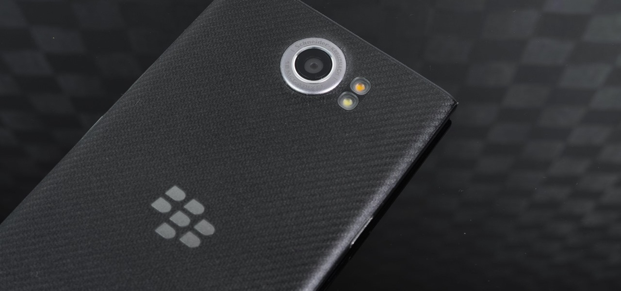 Google Names BlackBerry PRIV as One of the Most Secure Android Phones