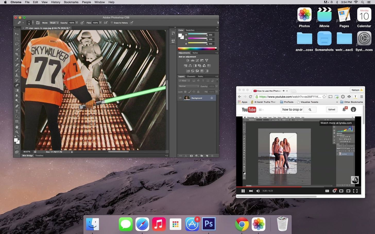 Watch Videos While You Work with This Floating Translucent Window for Mac