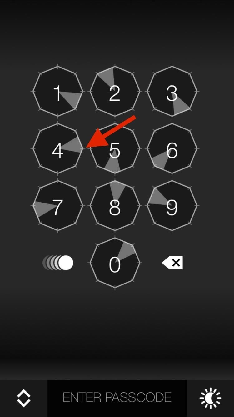 "How to Hide Private Photos with an Uncrackable ""Passcode"""