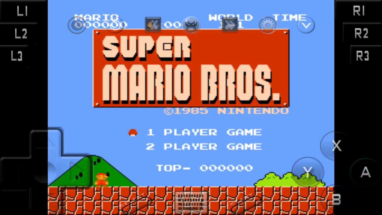 How to Play Super Mario Bros. & Other Classic Nintendo (NES) Games on Android