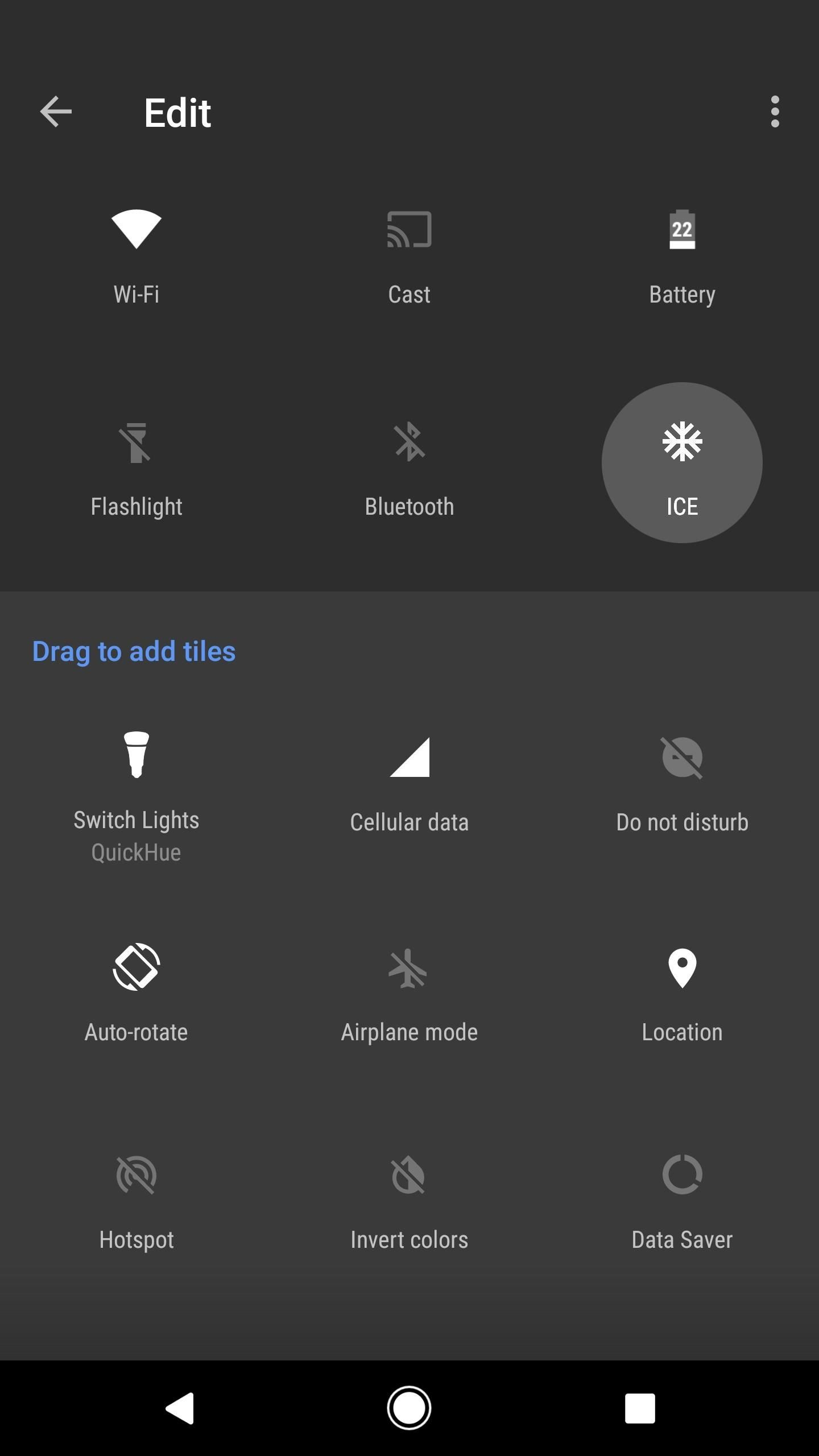 Call Your Emergency Contacts at the Press of a Button with Nougat's Quick Settings Tiles
