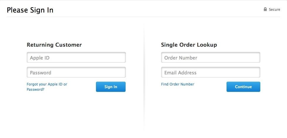 How to Track Your iPhone 6 Shipping Status « iOS & iPhone