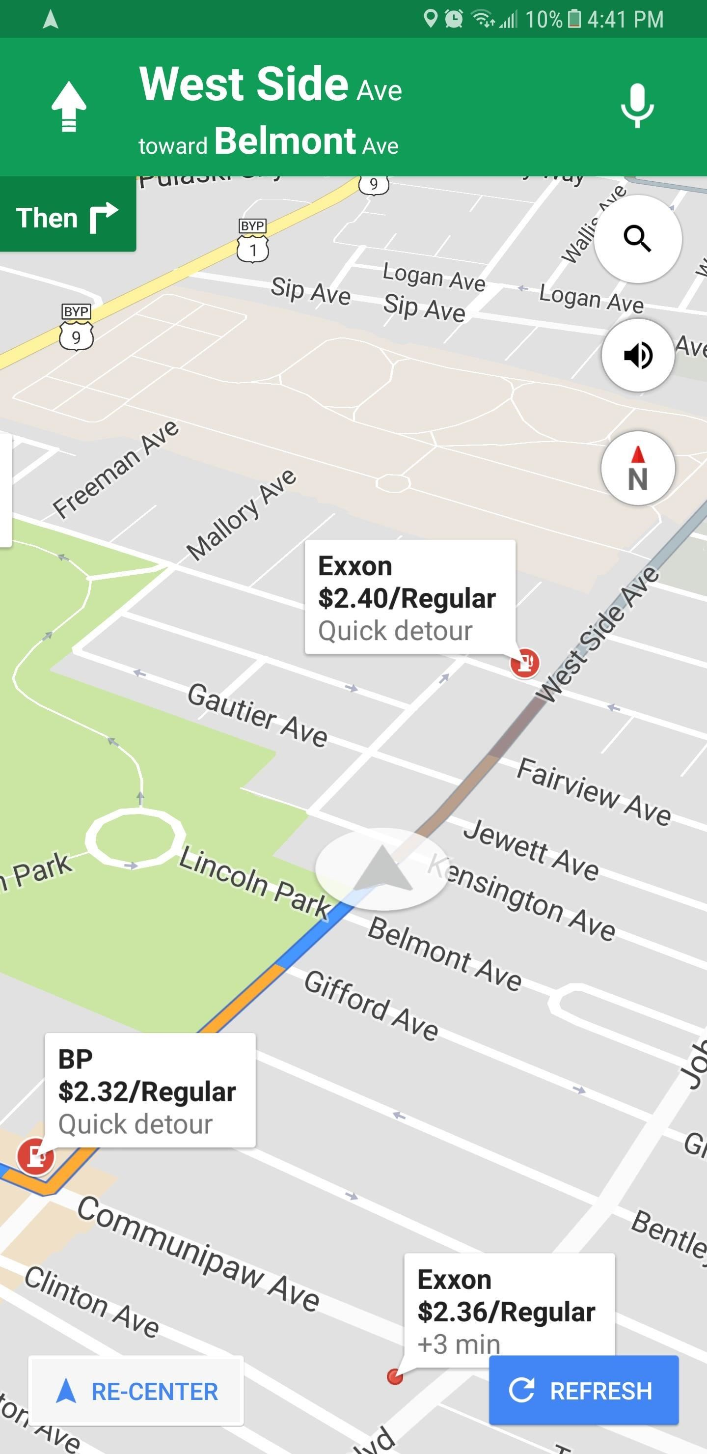 Google Maps 101: How to Add a Stop After You've Started Navigation