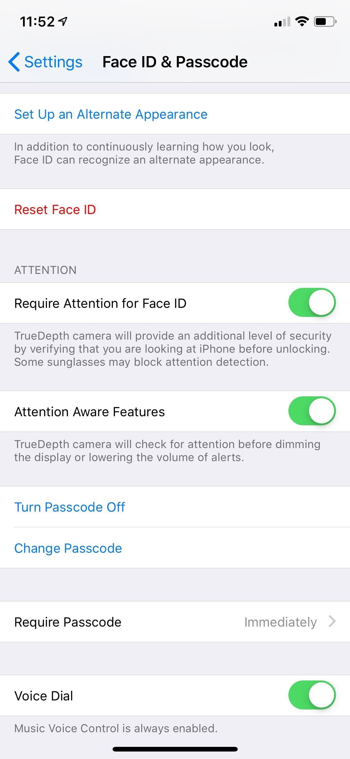 How to Use Face ID with Sunglasses On