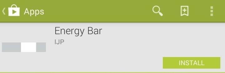 Color Code Battery Levels with an Energy Beam for Your Galaxy S3's Status Bar