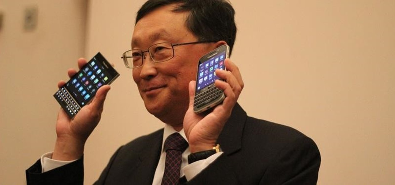 BlackBerry's Last Stand