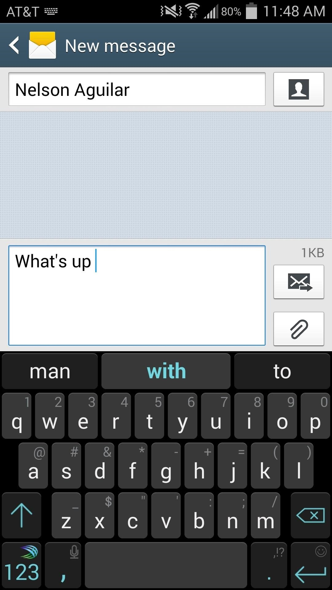 How to Toggle Auto-Correct On/Off Right from Your Galaxy ...