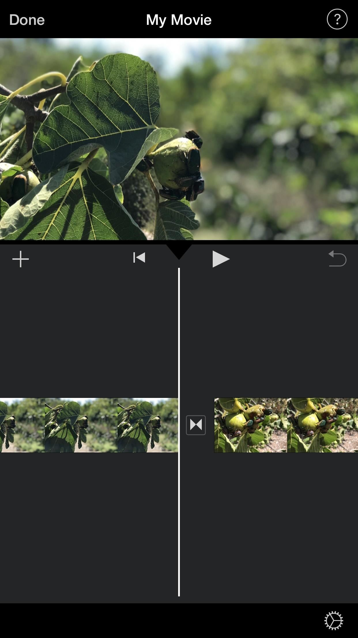 iMovie 101: How to Add More Photos to Your Movie Project
