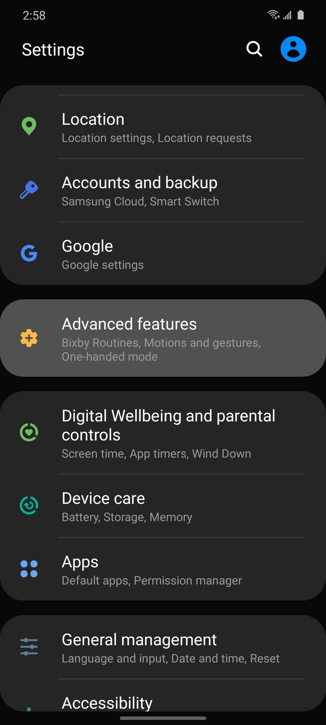 Make Your Galaxy S20's Power Button Bring Up the Power Menu Like It Used To