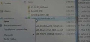 Unroot a Samsung Behold 2 Google Android smartphone