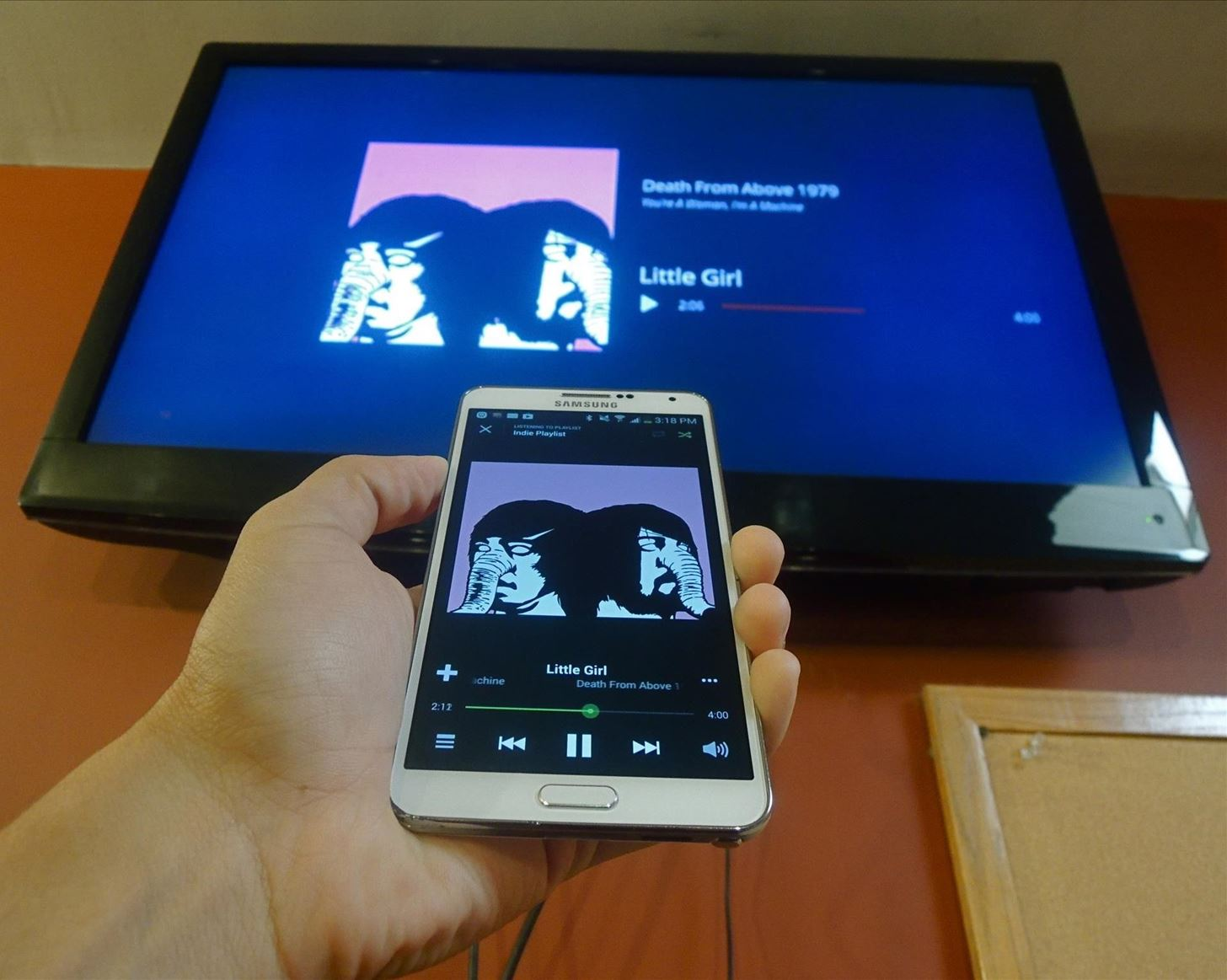 How to Stream Music from the Official Spotify App to Chromcast