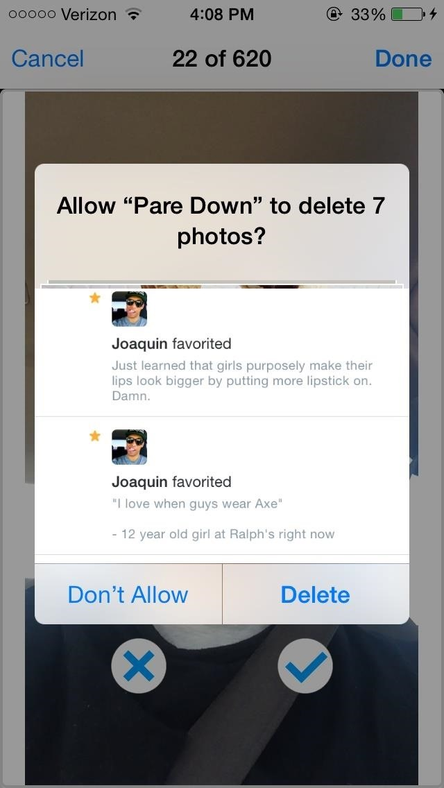 The Fastest Way to Delete Unwanted Photos & Screenshots on Your iPhone