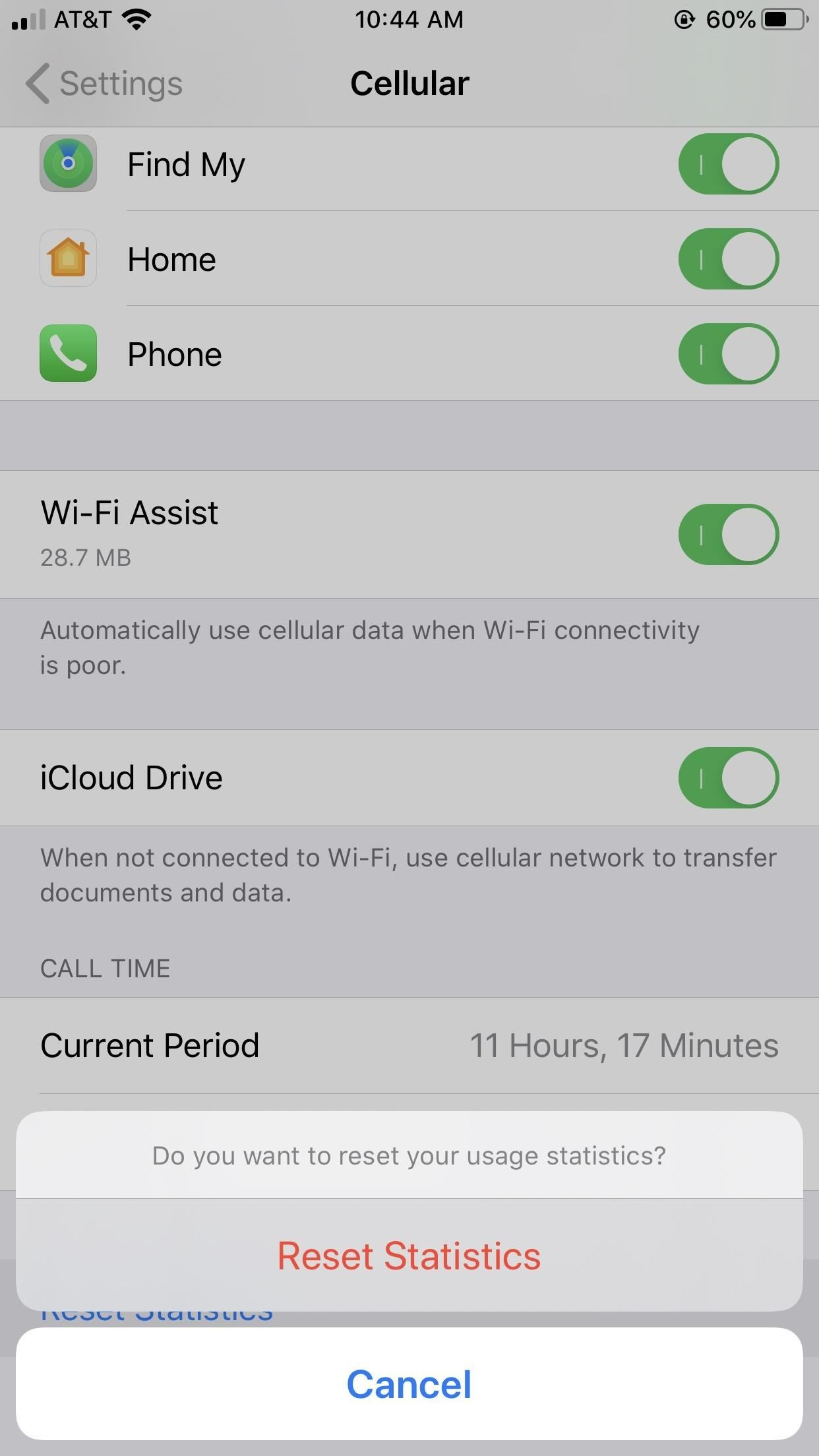 View Who & # 39; s Hogging all personal hotspot data from your iPhone